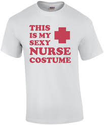 this is my nurse costume t shirt shirt