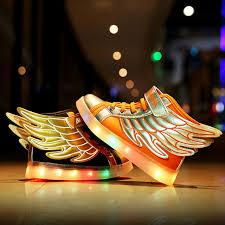 big kids light up shoes bbx brand led shoes kids usb charging light up for boy and