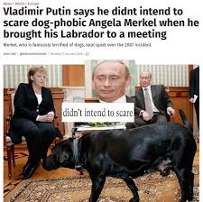 Putin Memes - didn t intend to scare vladimir putin know your meme