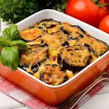 cuisiner aubergine facile recette gratin d aubergines facile et rapide