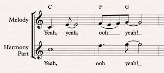 voice how do i practice harmonizing in singing music