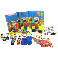 Favors For by Favors For Lego Themed Birthday 8 Pack Walmart