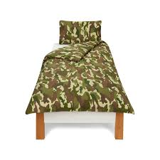 girls camouflage bedding camo bedding range bedding george at asda