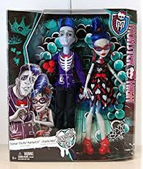 amazon monster ghoul spirit action figure doll 3pack