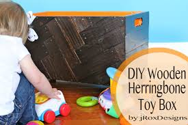 diy toy box building ideas wooden pdf chest drain care plans