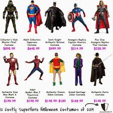 Expensive Halloween Costume Expensive Superhero Halloween Costumes 2014 10