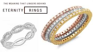 eternity rings images Meaning that lingers behind eternity rings jpg