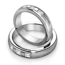 cheap wedding rings for him and wedding ring sets his and hers cheap simple unique wedding bands