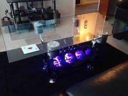 coffee tables splendid interesting clear rectangle modern metal