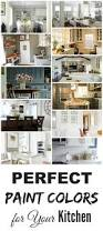 12 color schemes for your kitchen painted furniture ideas