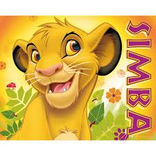 young simba lion king drawing image information