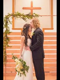 wedding arch no flowers copper backdrop no 1 wedding backdrop wedding arch copper