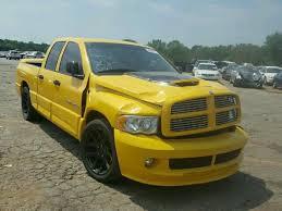 dodge ram srt for sale auto auction ended on vin 3d3ha18h15g740327 2005 dodge ram srt10