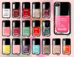 fumi u0027s fashion files chanel nail polish iphone cases