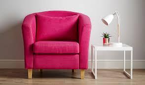 Asda Direct Armchairs George Home Kerry Tub Armchair Pink Home U0026 Garden George At Asda