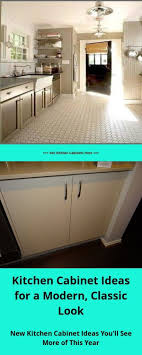 diy kitchen cabinets builders warehouse two toned diy kitchen looks that you can create and diy