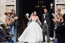 wedding dress daily swarovski heiress swarovski marries in the most lavish