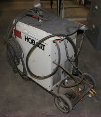 hobart beta mig 250 cv power source wire feed welder item
