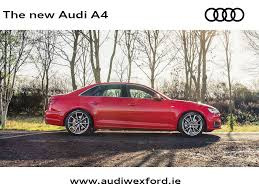 wexford audi audi wexford on the audi a4 from 349 per month with