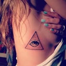 tattoo chest triangle masonic triangle pyramid tattoo on chest tattoos photos