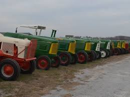 the extraordinary duroe antique tractor collection