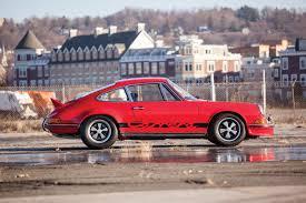 rare porsche 911 1973 porsche 911 carrera rs touring