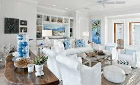 how to decorate a beach house modern rooms colorful design fresh