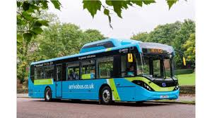 latest adl byd electric bus fleet arrives in liverpool mass transit