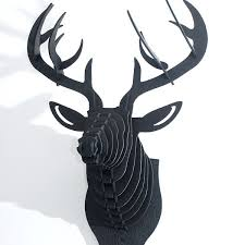 Deer Wall Decor Home Decor Mirror Picture More Detailed Picture About Other Deer