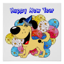 happy new years posters happy new year posters zazzle