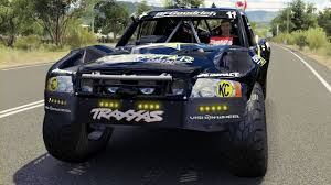 rally truck build ford 11 rockstar f 150 trophy truck 2014 forza horizon 3 test