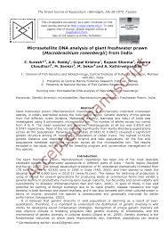 am agement petit bureau microsatellite dna analysis of pdf available