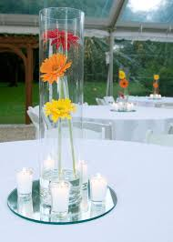 Easy Centerpieces Hearts U0026 Flowers Decorating For Your Wedding Day Simple And