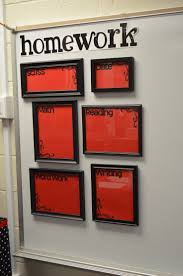 best 25 homework board ideas on pinterest homework bulletin picture frame homework board use expo markers