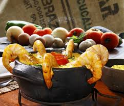 brasilianische küche brasilianische küche bunt exotisch aromatisch