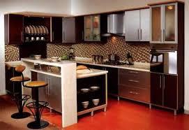 Bar Kitchen Design - apartment kitchen bar design modern comforting kitchen design