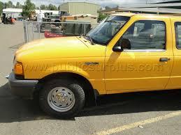 Yellow Ford Ranger Truck - public surplus auction 1129375