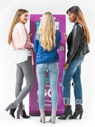 fingernails2go digital nail art kiosk u2039 fashion trendsetter