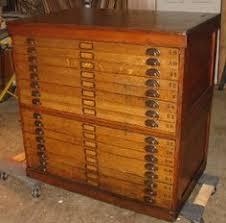 Vintage Oak Filing Cabinet Antique 1920 U0027s Cincinnati Oh History Oak Filing Cabinet Apothecary