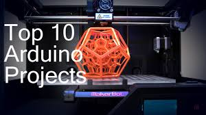 The Most Awesome It Project by Top 10 Arduino Projects Youtube