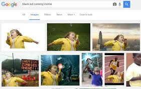 Running Kid Meme - google