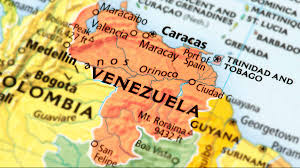 Map Of Venezuela Is It Time To Drop The Sanctions Hammer On Dictatorial President