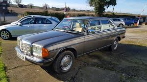 1985 mercedes 230e auto 123 series bucklow global toyota