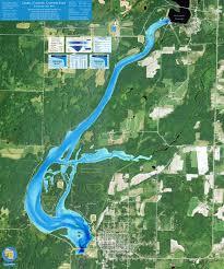 Wisconsin Dells Map by Sean Hartnett Geographer Homepage
