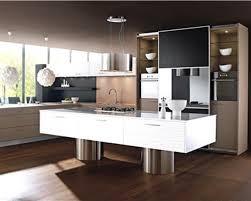 modele cuisine avec ilot central table cuisine 12m2 ilot central top great d coration plan cuisine