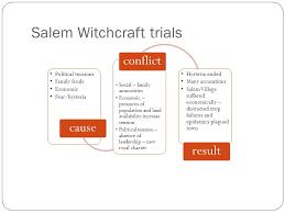 Salem witch trials paper thesis   reportz    web fc  com Salem witch trials paper thesis