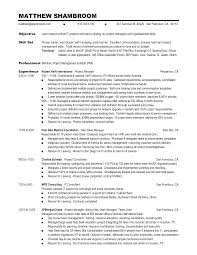 Sample Resume Project Coordinator by 98 Resume Skills Template Skills For Resume Best Template