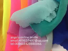 tulle fabric wholesale high quality thin soft tulle fabrics wholesale width 150cm sewing