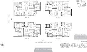 Buy Floor Plans Online by Yzi3gtypical Unit Plan Tower 1 Jpg
