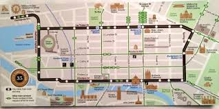 melbourne tram map route map of city cirlce tram picture of city circle tram